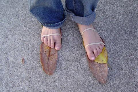 Carman's fall sandals