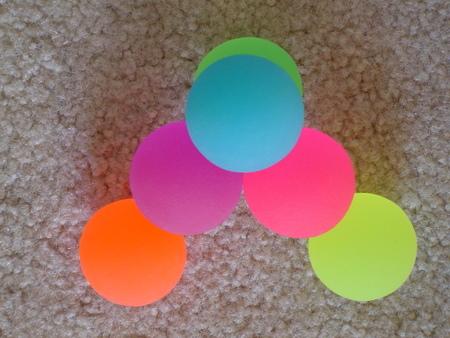 Cariboo balls - 3 levels
